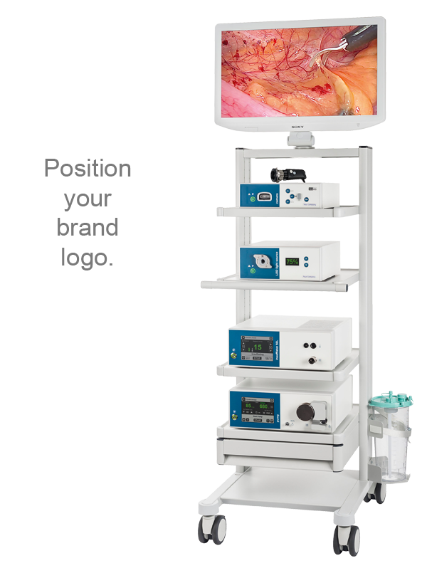 Endoscopy Room Design: OEM Endoscopic Tower Solution For Your Brand